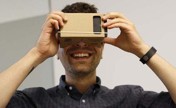 Ультра-ясный поделки из картона валенсия качество 3D VR виртуальной реальности очки новый