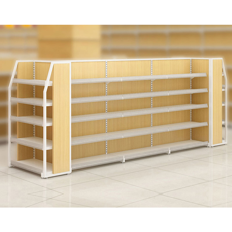 Commercial Store Display Shelving Wooden Gondola For Shop Buy Wooden Gondola For Shopcommercial Store Shelvingwooden Shop Shelving Product On