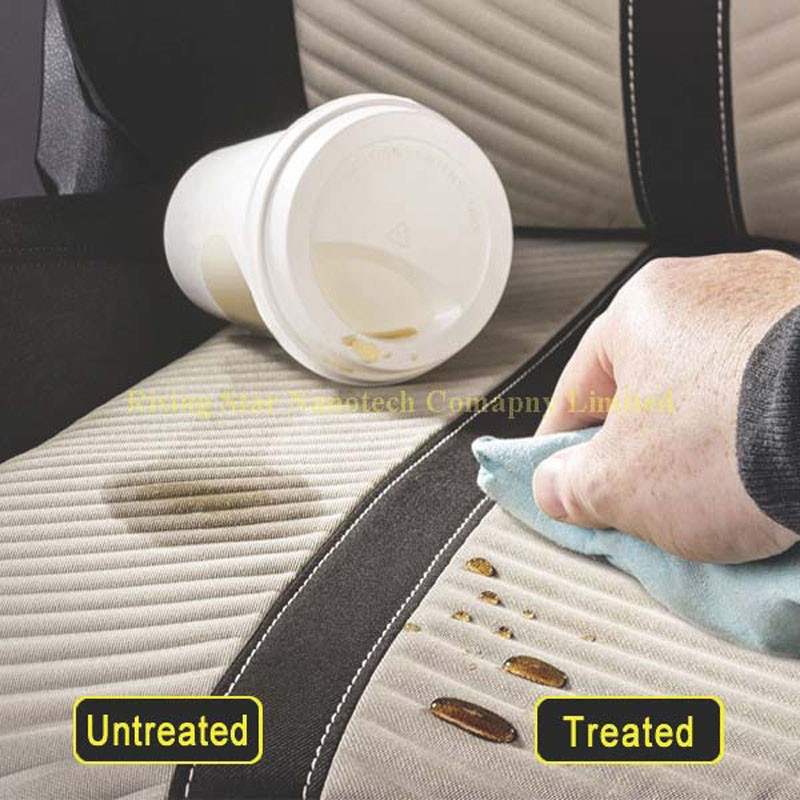 nano water repellent coating for textile and fabric plus car polishing wax and ceramic coating 9h for car