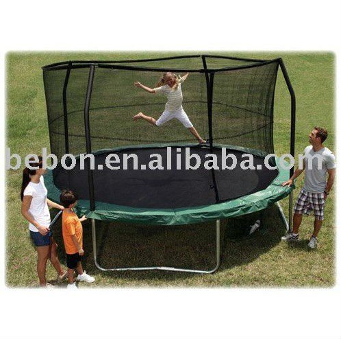 14FT Trampoline tent and safety net