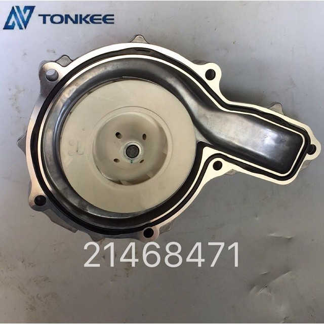 Factory price Water pump 21468471 Engine D13 D16 fit for EC380D EC480D