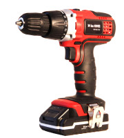 NinONE 18V Li-Ion 2.0A Battery Double Speed 45Nm High Performance Cordless Drill