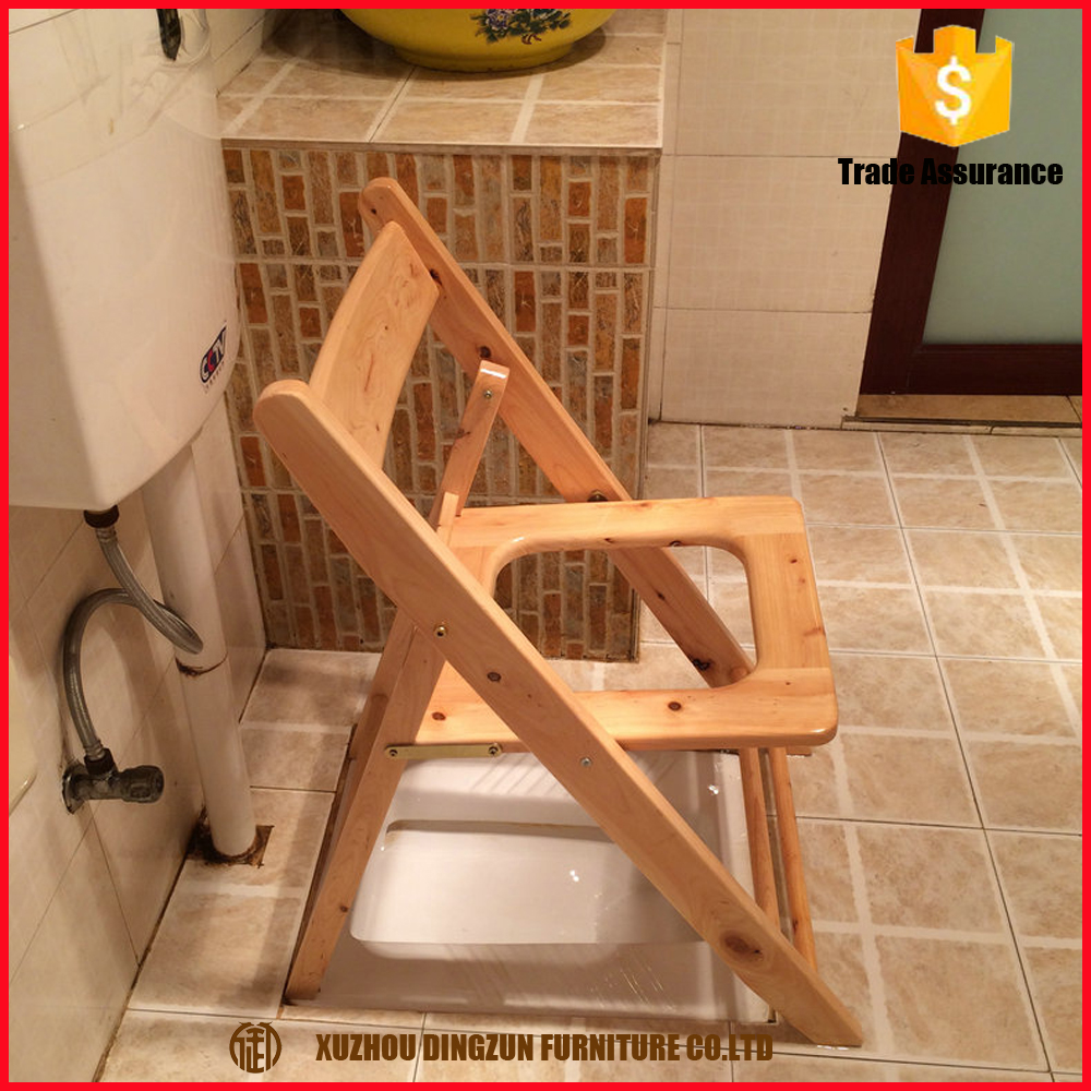 Wooden Toilet Chair, Wooden Toilet Chair Suppliers and Manufacturers ...