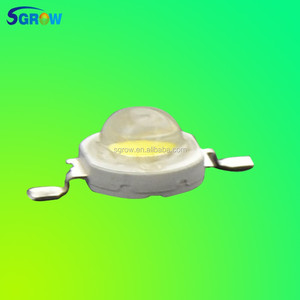 COB Warm White Led Grow Light Chip,Wavelength 2500-6500K 3W LED Grow Chip