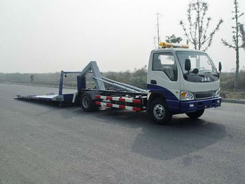 factory price towing car carrier recovery truck road wrecher tow