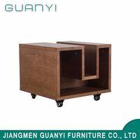 Modern Wood Bookcase / Furniture Wooden Bookshelf / Book Shelf