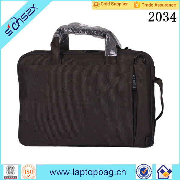 Wholesale single shoulder strap notebook office laptop bags