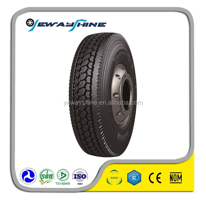 Chinese brand truck and bus tires looking for partner in middle east market