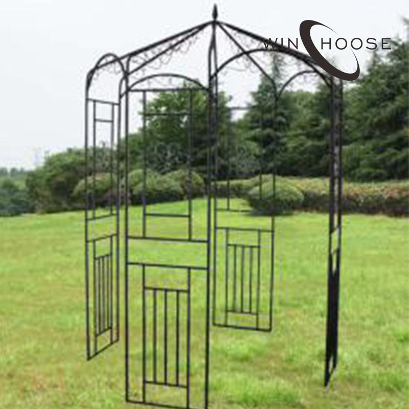 Metal Rose Garden Arch, Metal Rose Garden Arch Suppliers And Manufacturers  At Alibaba.com