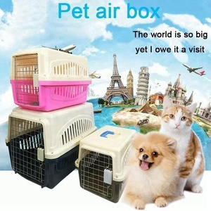 It's Portable and Looks Good Acrylic Pet Cage ,Small Plastic Pet Cage