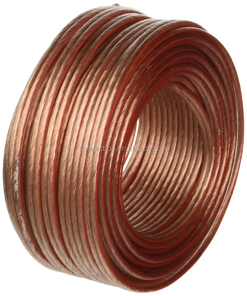 99,99% Ofc Kupfer Lautsprecherkabel 2x2.5 - Buy Lautsprecherkabel ...