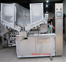 China tube filling machine manufacturer supplier