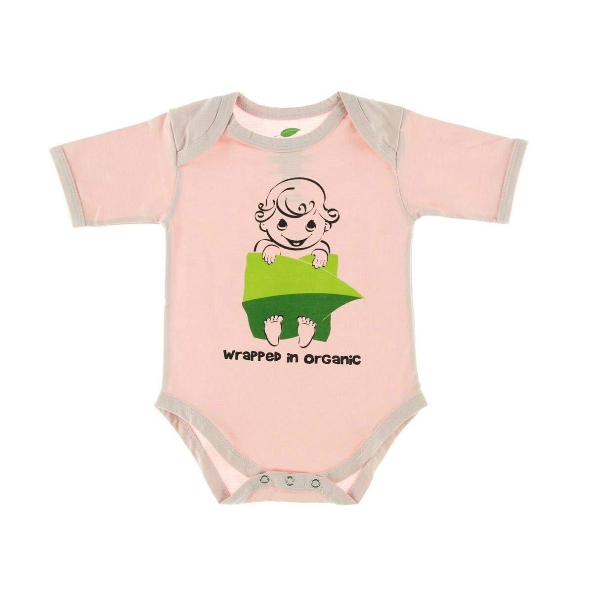 Green Creation Organic Cotton Cotton Bodysuit