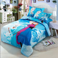 FROZEN cartoon cotton bedding set