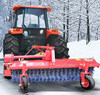 2015 new farm sweeper/ hand carpet sweeper/ tractor mounted sweeper