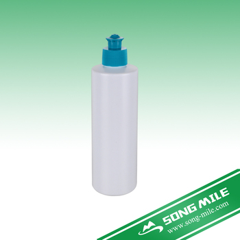 28 / 410 PET bottle with push-pull cap
