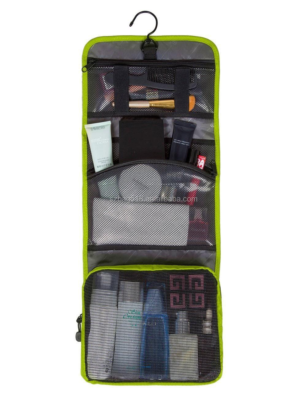 Nylon Cosmetic Make Up Case Hanging Travel Toiletry Bag Buy Travel Toiletry Bag Hanging Toiletry Case Cosmetic Organizer Product On Alibaba Com