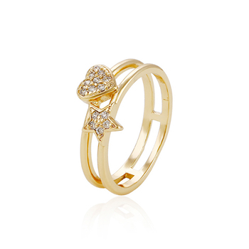 13950 Xuping Fashion Gold Plated Costume Vogue Jewelry Engagement