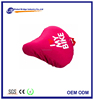 free samle provided bicycle saddle cover/bike saddle cover/bike seat cover