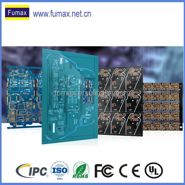 electronic ballast pcb board/electronic board designer /electronic board of embroidery machine