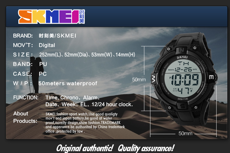 China Supplier Japan Movt Quartz Watch Stainless Steel Back Import ...