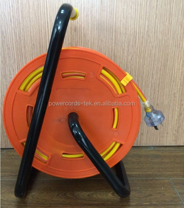 SAA Australia approved 4way 100ft cable reel