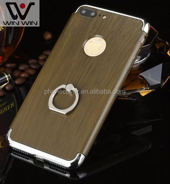 popular wooden smartphone cover for iphone 7 Plus,mobile phone <strong>accessories</strong>