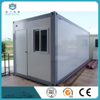 economical quick build 45ft prefab shipping container homes for sale with high quality