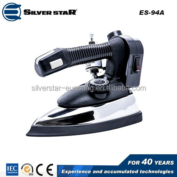 Chinese manufacturing handheld dry steam iron