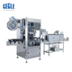 Full Automatic PET PVC and glass bottle Sleeve Shrink Applicator Labeling Machine for Children Drinking Packing
