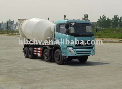 Dongfeng 8*4 12m3 Concrete Mixer Truck