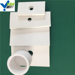 High alumina ceramic lining tiles for chute/hopper