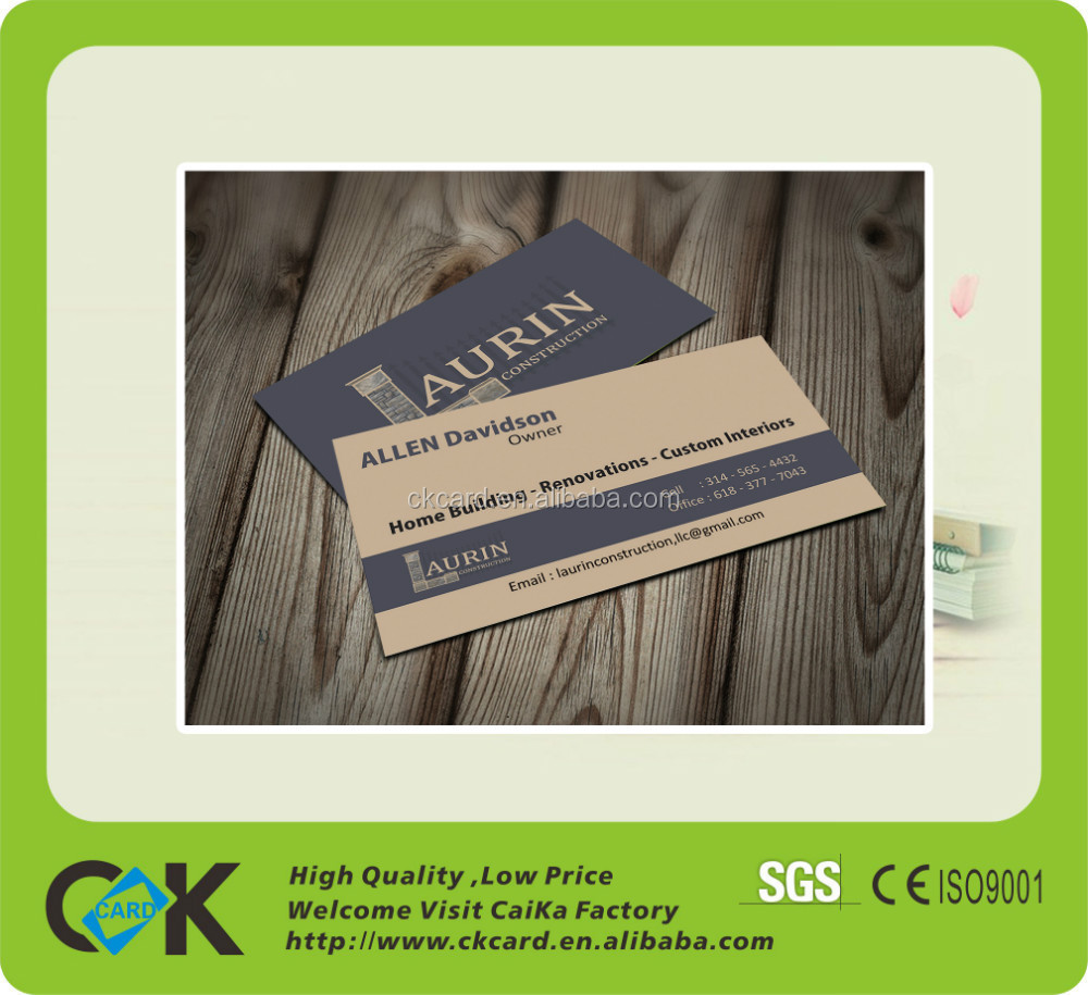 China Business Card And Cd China Business Card And Cd Manufacturers
