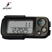 Cheap Digital Pedometer Promotion Pedometer Step Counter
