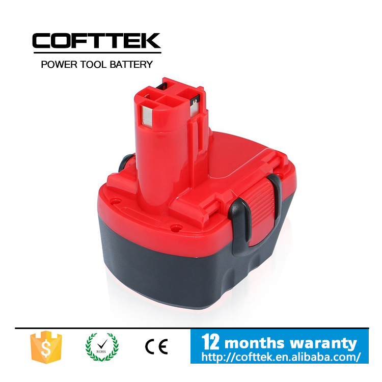 Factory Price OEM BOSCH 12V NICD 1700mah Rechargeable Battery Pack For Bosch 26073 35249 GLI12 GSR12-2 GSB12VE-2 PSR12-2 Tools