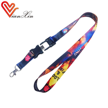 name tag lanyard usb flash drive lianxin/OEM/ODM gift factory