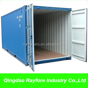 iso standardma e f r 20 fu container buy 20 ft. Black Bedroom Furniture Sets. Home Design Ideas