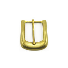35mm Solid Brass Belt Buckles For Casual Belt