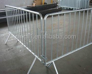 portable panel construction site temporary fencing