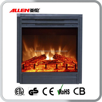Free Standing Cheap Decor Fake Flame Electric Fireplace Insert