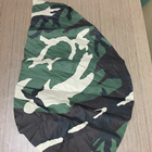Factory price 100 polyester camo printed fabric