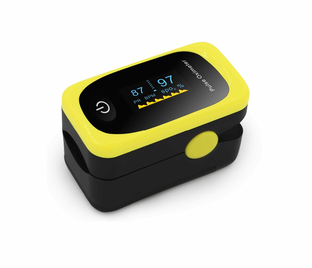 Blood oxygen sensor Best price and long service life best selling bluetooth oximeter