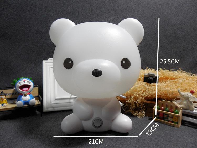 Baby slaapkamer lamp nieuw creatieve persoonlijkheid cartoon licht
