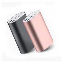 Recharged not only by android tye-C interface gate 10000mAh capacity with 9cm short length