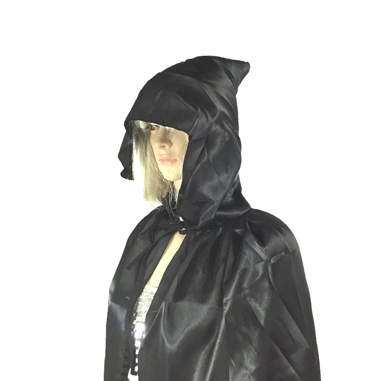 Adultes halloween party cosplay tenues hommes cape robe
