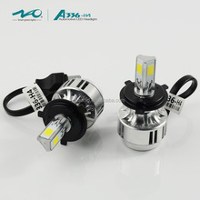 NAO patent H7 LED 35W 3200 lumen xenon light for car H1 H4 H8 H9 H11 9004 9005 9006 9007