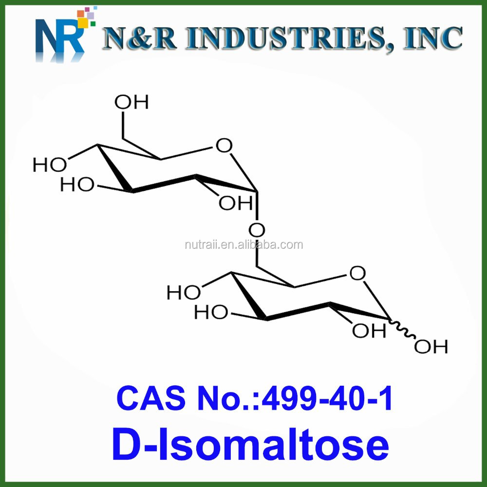 Food Additive Isomalto-oligosaccharides/cas:499-40-1 Imo