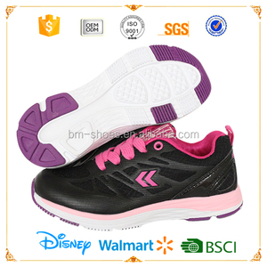 Elegant cool comfortable kids sport shoes girl