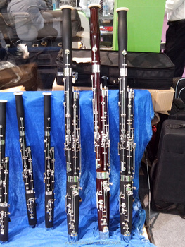 China Woodwind Musical Instruments High Quality Abs Material Bassoon For  Sale - Buy Bassoons For Sale,Woodwind Musical Instruments For Sale,China