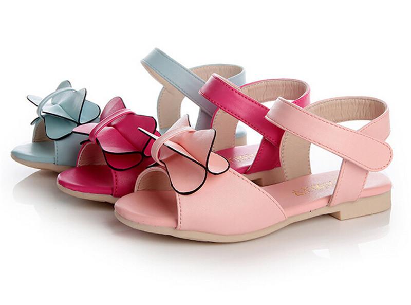 308b03ba247c6 Get Quotations ·  K95  2015 Girl Summer Sandals New Korean Baby Girls Red  Sandals Kids Toddler Cute